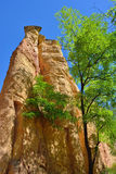 Provencal Colorado, Provence, France Stock Photography