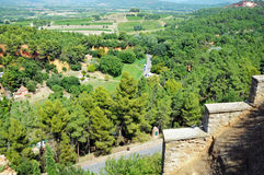 Provencal scenery Royalty Free Stock Photo