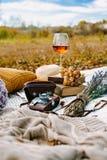 Provencal style autumn picnic