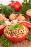 Provencal tomato Stock Photography