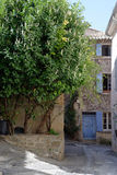 Provencal village Royalty Free Stock Images