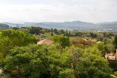 Provence bygd Royaltyfri Foto