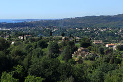 Provence and the Cote d'Azur Royalty Free Stock Photo
