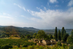 Provence Countryside royalty free stock photo