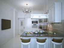 Provence design av kök vektor illustrationer