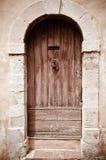 Provence door Stock Image