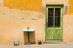 Provence door Royalty Free Stock Photos