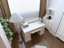 Provence dressing corner design Stock Photo