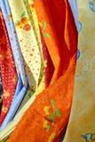 Provence fabric Stock Image