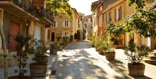 Provence gata Arkivbilder