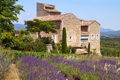 Provence house Royalty Free Stock Photos