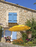 Provence, house in the sun. Stock Photo