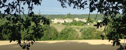 Provence krajobraz Zdjęcia Royalty Free