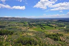Provence landscape Royalty Free Stock Photography