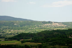 Provence Landscape Royalty Free Stock Image