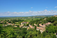 Provence landscape Stock Photography