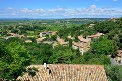 Provence landscape Stock Image