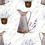 Provence lavender decor2 Royalty Free Stock Photos