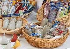 Provence lavender packets for sale Stock Images