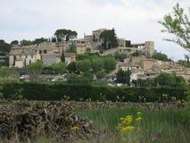 Provence Maubec Lizenzfreie Stockfotografie