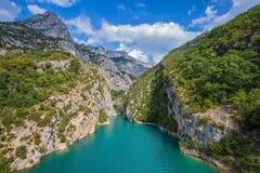 Provence, Mercantour park narodowy zdjęcie stock