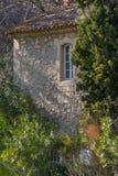 Provence quarrystone house Stock Photography