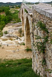 Provence's Pont Julien Stock Photo