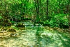Provence strumyk zdjęcie royalty free