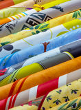 Provence tablecloths Stock Photos