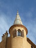 Provence tower house Royalty Free Stock Photography