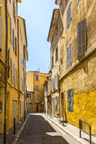 Provence typical city Royalty Free Stock Photos