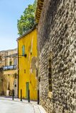 Provence typical city Royalty Free Stock Photography