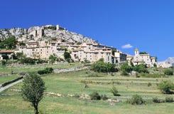 Provence village Royalty Free Stock Photos