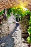 Provence village Stock Photos
