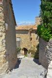 Provence village Stock Image