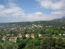 Provence villages Royalty Free Stock Images