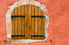 Provence window Royalty Free Stock Images