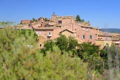 provence wioska Zdjęcie Royalty Free