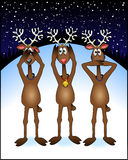 Proverb_reindeer_01.jpg Royalty Free Stock Photography