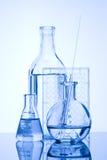 Provetta chimica Immagini Stock