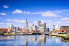 Providência, Rhode Island Fotografia de Stock