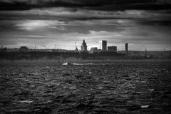 Providence avant la tempête Images libres de droits