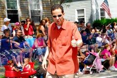 Providence-Bürgermeister Angel Tavaras lizenzfreie stockfotografie