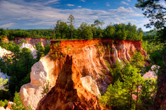 Providence canyon Royalty Free Stock Image