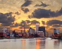 Providence Rhode Island Royalty Free Stock Photos
