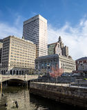 Providence Rhode Island Royalty Free Stock Images