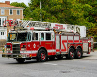 Providence, Rhode Island Ladder #4. Royalty Free Stock Photos