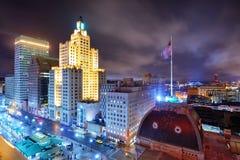 Providence, Rhode Island Skyline Royalty Free Stock Photo