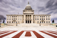 Providence Rhode Island State House Stock Photography