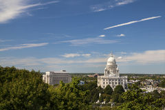 Providence, Rhode Island, USA Royalty Free Stock Images